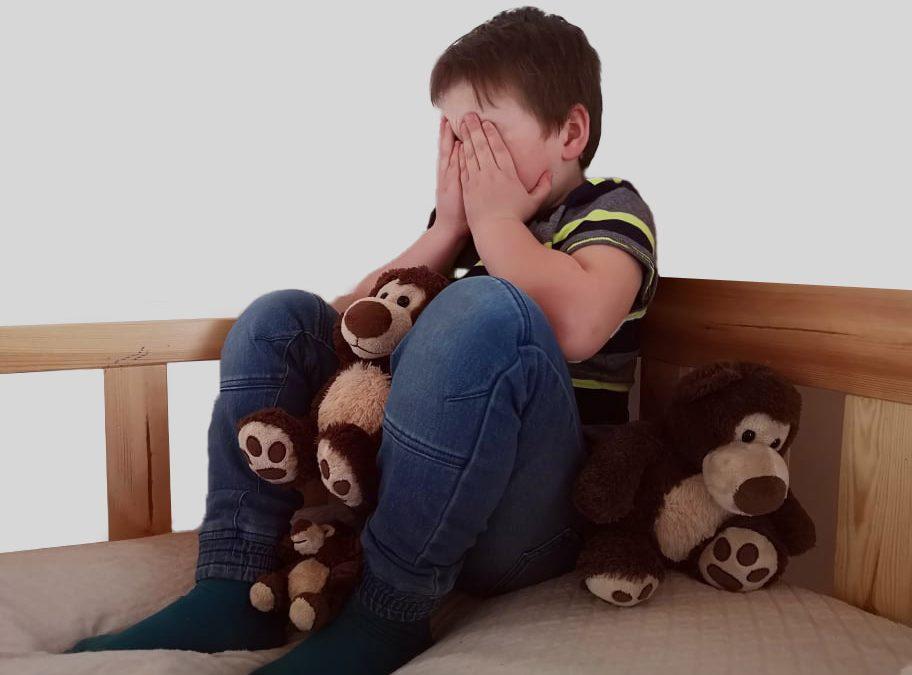 Děti a jejich psychika v období epidemie